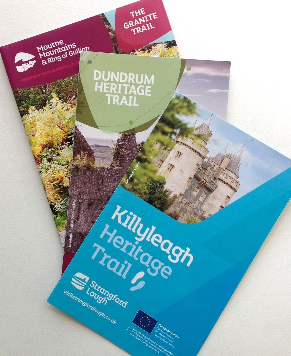 Heritage Trail Leaflets - NITB