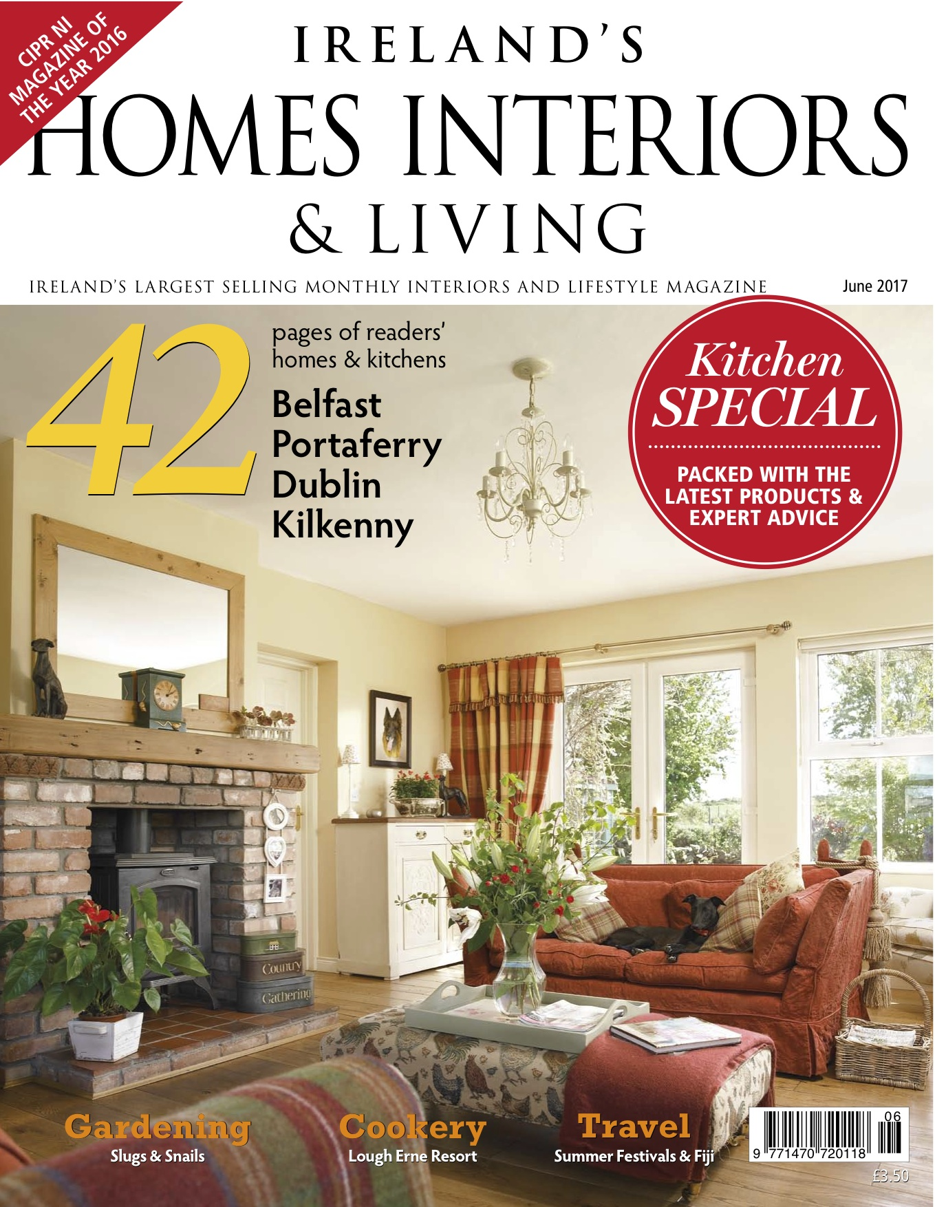 Article in 'Ireland's Homes, Interiors & Living' Magazine