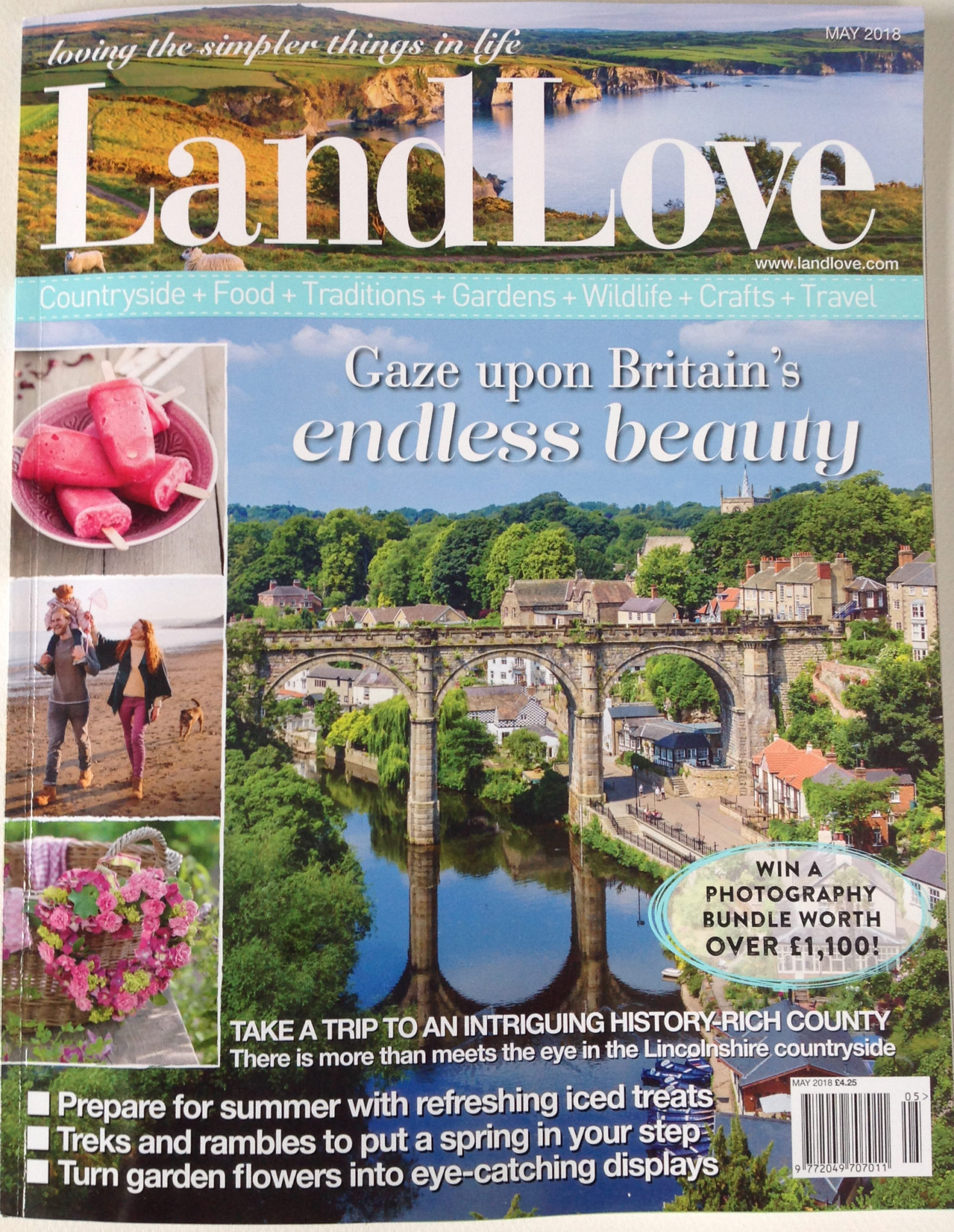 Landlove Magazine Article